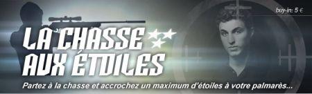 Chasse aux étoiles Eurosport Poker